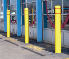 post guard bollards