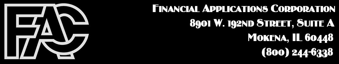 Financial Applications Corporation